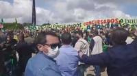 САЩ забраниха влизането в страната на хора, пътували в Бразилия
