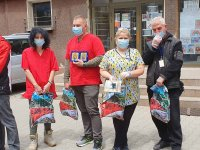 Жест за 1 юни: Патриарх Неофит направи дарение за децата на медиците от Бърза помощ