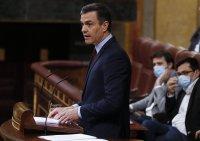 Испанският премиер Педро Санчес поиска удължаване на извънредното положение до 21 юни