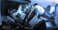 Историческата мисия - успешна: За пръв път частна компания изпрати астронавти в Космоса