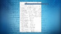 Списък с имена и крупни суми открит в дома на Атанас Бобошев (Обобщение)