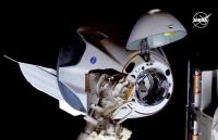 """""""Роскосмос"""": Чудесно е, че и американците могат да летят до МКС"""