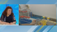 Проф. Радостина Александрова: Използването на кръвна плазма срещу Covid-19 е обещаващо